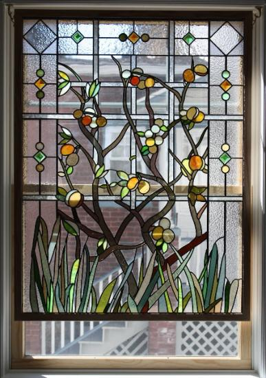 PG 2 Stained Glass Windows